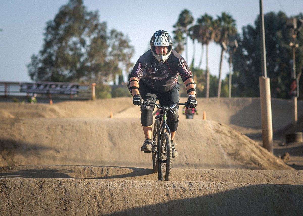 Riding the D26 with Rebate forks