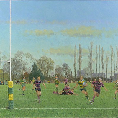 Barnes RFC by Rod Pearce
