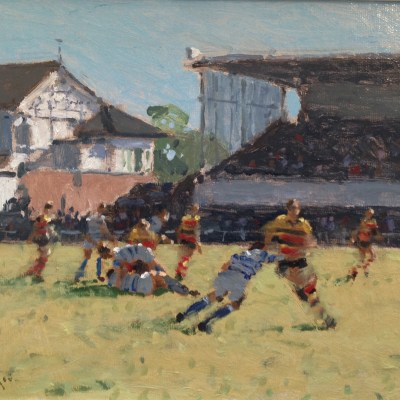 Richmond RFC by Rod Pearce