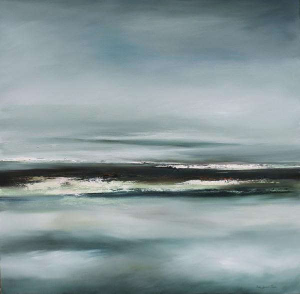 Sea of Ice by Karen Laurence-Rowe Riverside Gallery Barnes