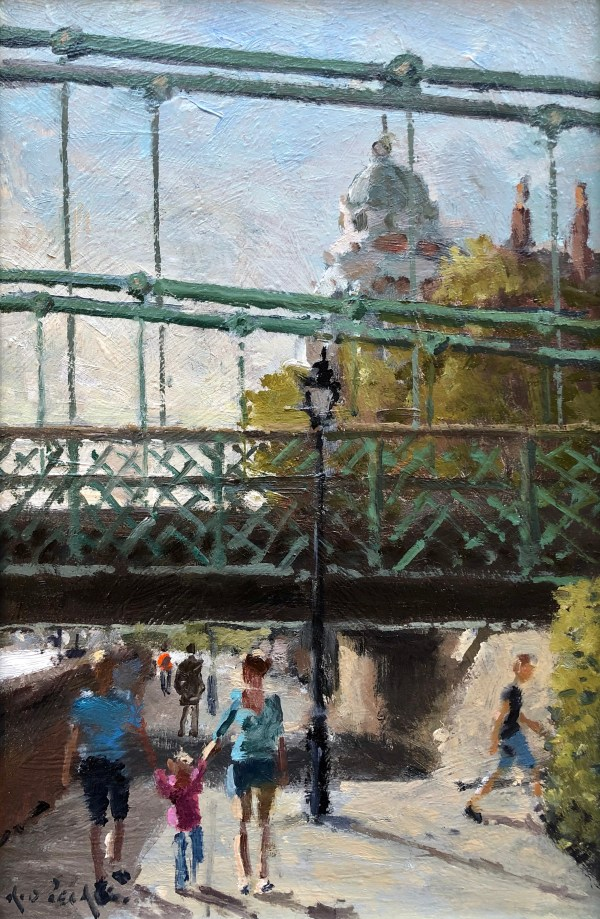 Hammersmith by Rod Pearce Riverside Gallery Barnes
