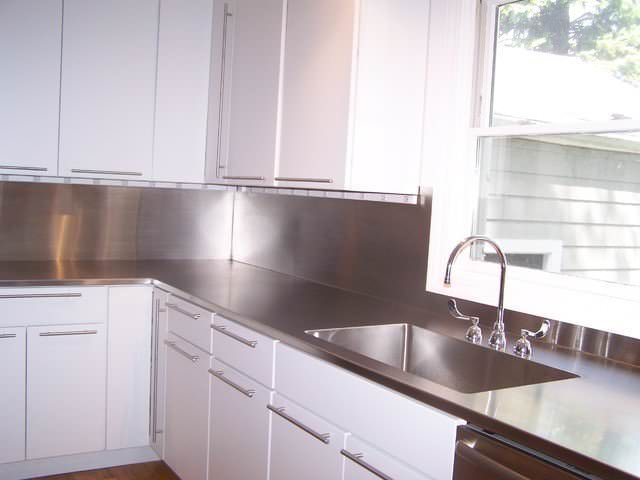 4 finish counter top with high