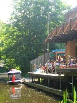 Granary Tea Room & Boat Trips