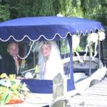 Rosette Wedding Couple