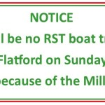 Mill to Mill swim note
