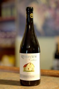 Riverview Cellars 2011 Red Wine
