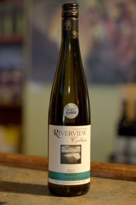 Riverview Cellars 2012 White Wine