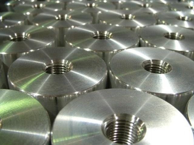 Turned Aluminum Parts