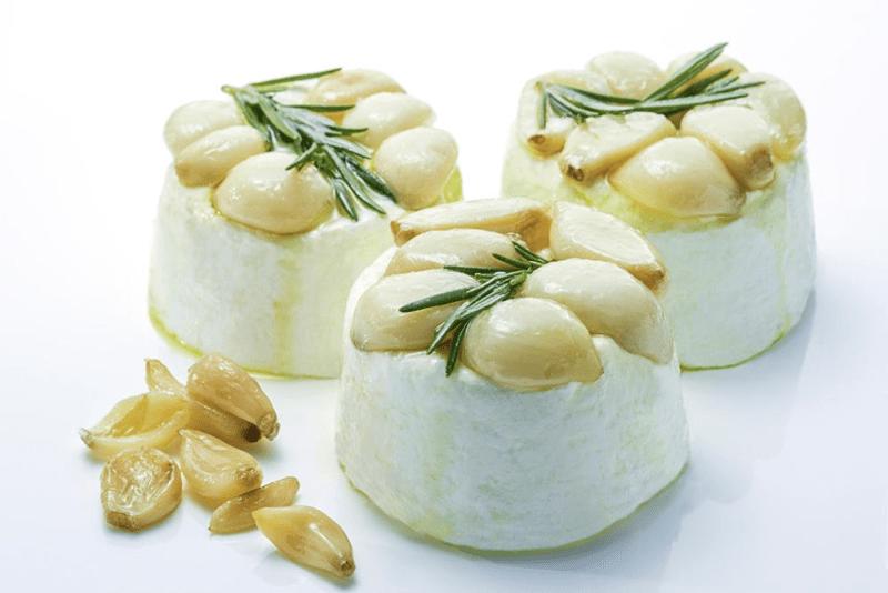 Garlicchevre