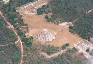 chichen itza by air from Cozumel