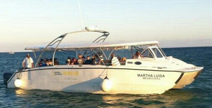 contoy boat tour