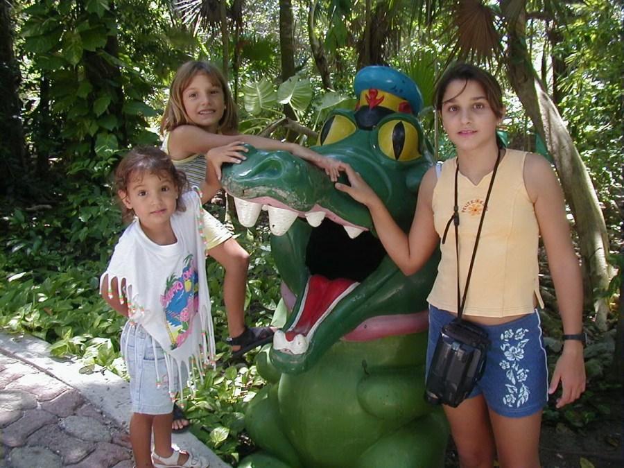 Crococun children
