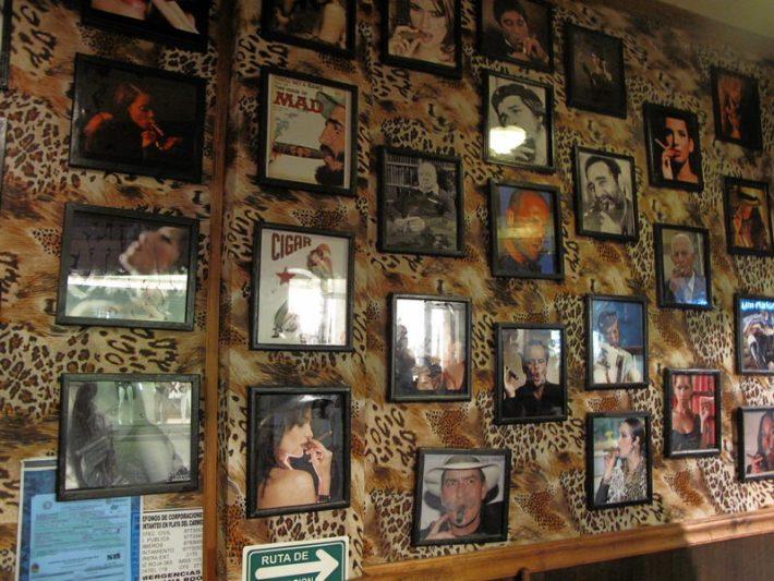 Cigars Shop Riviera Maya