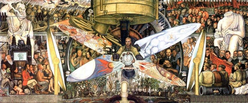 L'uomo controllore dell'universo - 1934