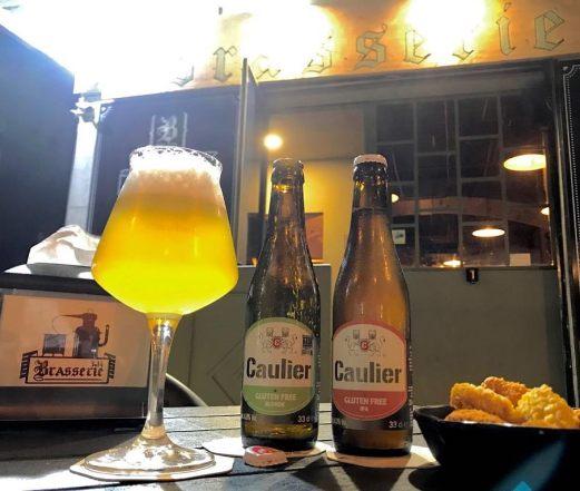 Caulier Gluten Free Foto di Brasserie3.14