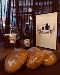 Caulier gluten-free. Foto di Brasserie3.14