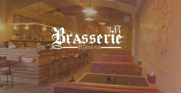 Interno. Foto di Brasserie3.14