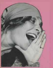 01_Rodchenko, Lily Brik, 1924