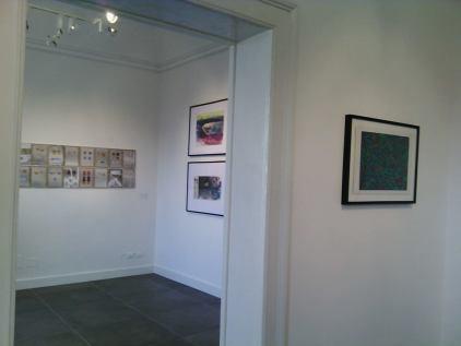 le opere installate nella Galleria