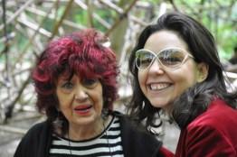 Lucia Spadano e Lucia Zappacosta a No Man's Land - Pescara