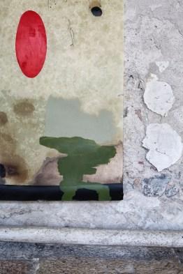 Mirko Baricchi, Archè #2, particolare 1, 2016, tecnica mista su carta fabriano 300 gr, cm. 200x150, foto Luca Peruzzi