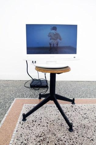 Wang Du, Someday, exhibition view, Zoo Zone Art Forum, Roma, 2016