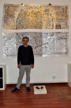 Domenico Carella e il Direttore dell'Acma Antonio Angelillo