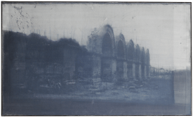 ARTEFORTE_Forte Cadine_Paolo Maria Deanesi Gallery_Michele Parisi_IRAE (Palmira)_2015_gelatina fotosensibile