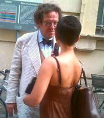 intervista a Philippe Daverio