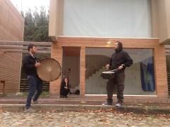 I tamburi di Michela Tobiolo