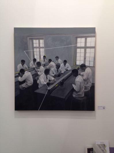 Michele Attianese, Casa Turese, Vitulano (BN), ART.FAIR KOLN 2016