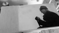 Saverio Rotundo nel lavori di Federico Losito