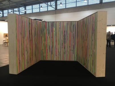 Paolo Bini, Paradise Box, 2016. Galleria Nicola Pedana, Caserta, ArtVerona 2016.