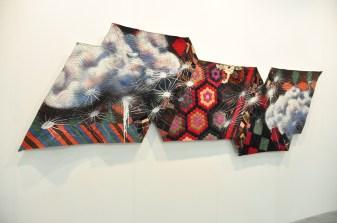 Sanford Biggers - Dagu 2016 - Galleria Moniquemeloque - Chicago