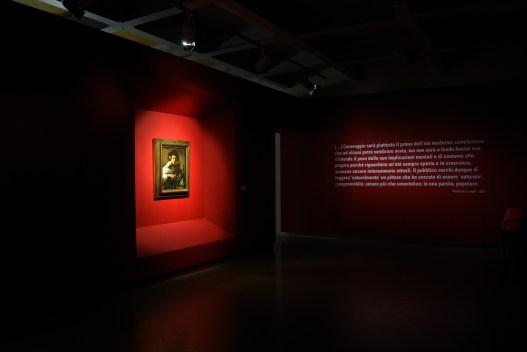 Il Caravaggio di Roberto Longhi, Pinacoteca Comunale Francesco Podesti, Ancona.JPG