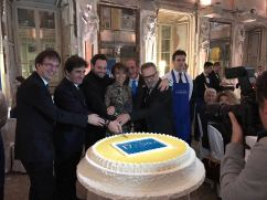 La Giuria del Premio Cairo e Paolo Bini