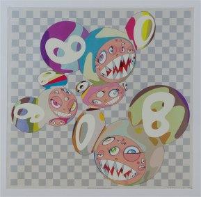 Takashi Murakami, Para kiti