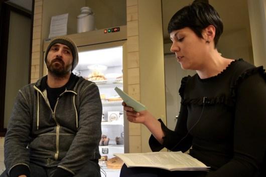 Andrea Nacciarriti e Milena Becci, ICEcubes, Tasta Boutique - Bologna Art City 2017