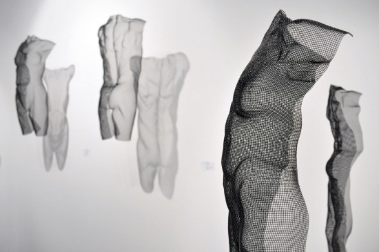 David Begbie, Syneu, 2016. Contini Art UK, Londra. ArteFiera 2017