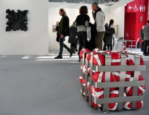 Arcangelo Sassolino, Le solite cose, 2017. Galleria Continua, San Gimignano, Beijing, Les Moulins, Habana. ArteFiera 2017