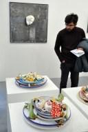 Bertozzi&Casoni, Galleria Giovanni Bonelli, Milano, ArteFiera 2017