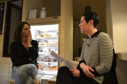 Donatella Lombardo e Milena Becci, ICEcubes, Tasta Boutique - Bologna Art City 2017