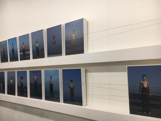 Mustafa Sabbah, Galleria Marcolini, Forlì