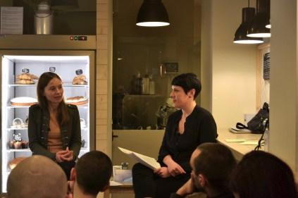 Karin Andersen e Milena Becci, ICEcubes, Tasta Boutique - Bologna Art City 2017