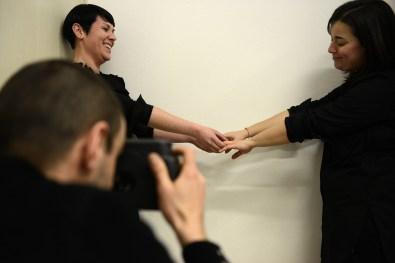 Giovanni Gaggia, Milena Becci e Ilaria Medda, ICEcubes, Tasta Boutique - Bologna Art City 2017. Ph Michele Alberto Sereni