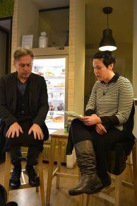 Roberto Paci Dalò e Milena Becci, ICEcubes, Tasta Boutique - Bologna Art City 2017