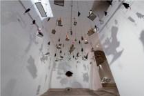 Annette Messager, Messaggera_Villa Medici_20_installation view. Ph Giorgio Benni.