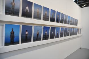 Mustafa Sabbah, Galleria Marcolini, Forlì, ArteFiera 2017