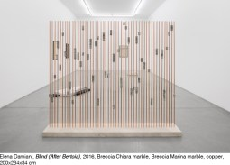 Elena Damiani, Blind (After Bertoia), 2018, Galleria Francesca Minini