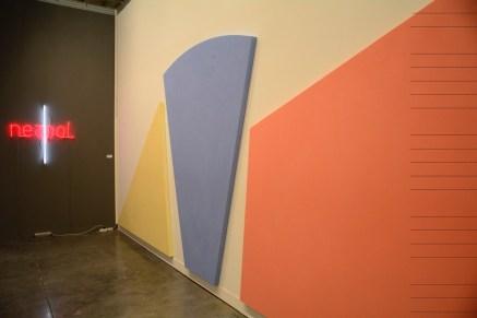 Giuliano Dal Molin, Galleria Lia Rumma, Napoli-Milano